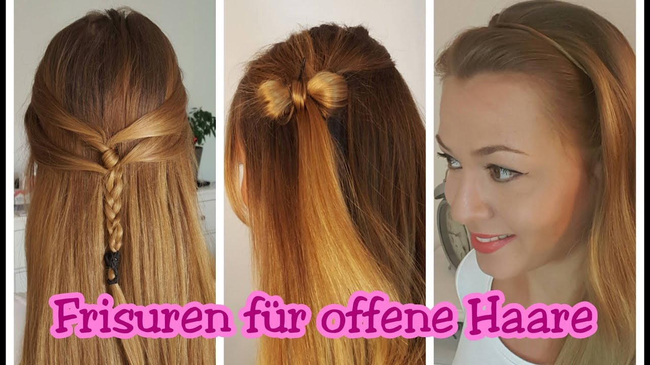Schone damenfrisuren
