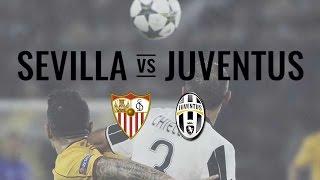 Sevilla vs. Juventus: All eyes on UCL top spot