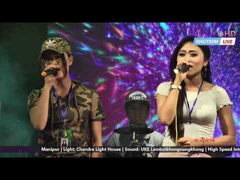 Ougri 2018 | Live from NIT Manipur | Day 1  MINI NITE