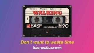 Joji & Jackson Wang - Walking ft. Swae Lee & Major Lazer [THAISUB l แปล]
