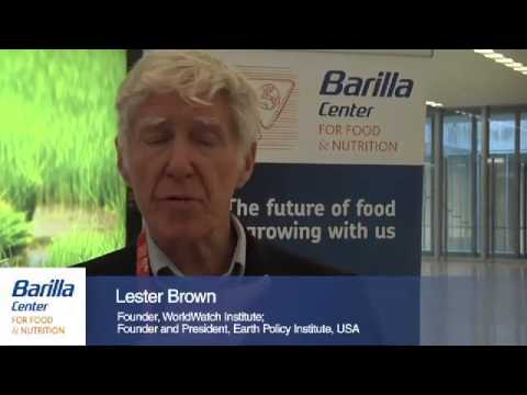 BCFN - Forum2012 - Interview with Lester Brown