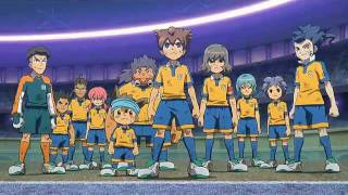 Inazuma Eleven GO The Movie: The Ultimate Bonds Gryphon - Trailer 1 / Teaser 1