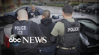 ice preparing to raid 10 major cities