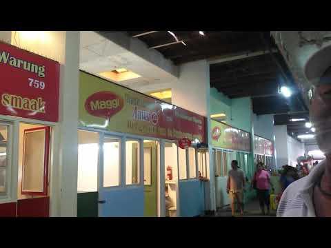 Pasar gede neng Paramaribo Suriname