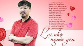 NHỚ NGƯỜI YÊU - Nhạc Trữ Tình Bolero Ý Nghĩa Mừng Ngày Lễ Tình Yêu 14-2