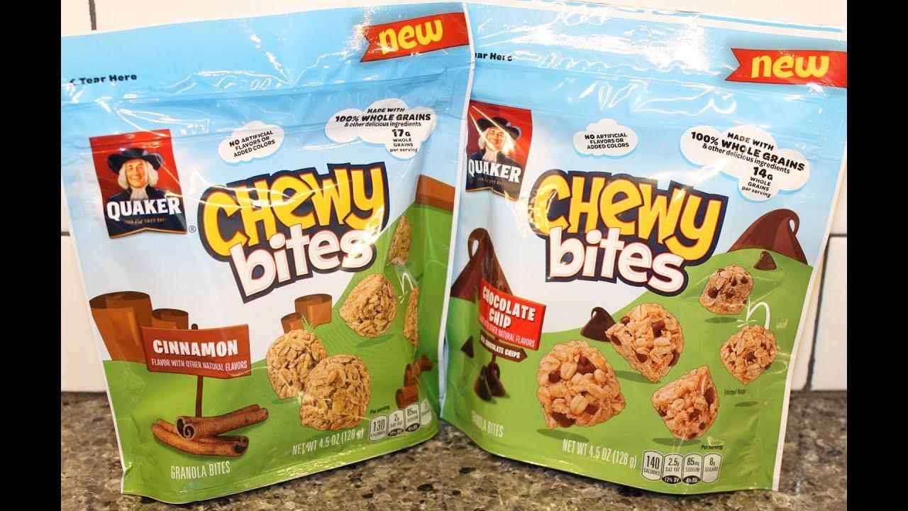 where to buy quaker granola bites