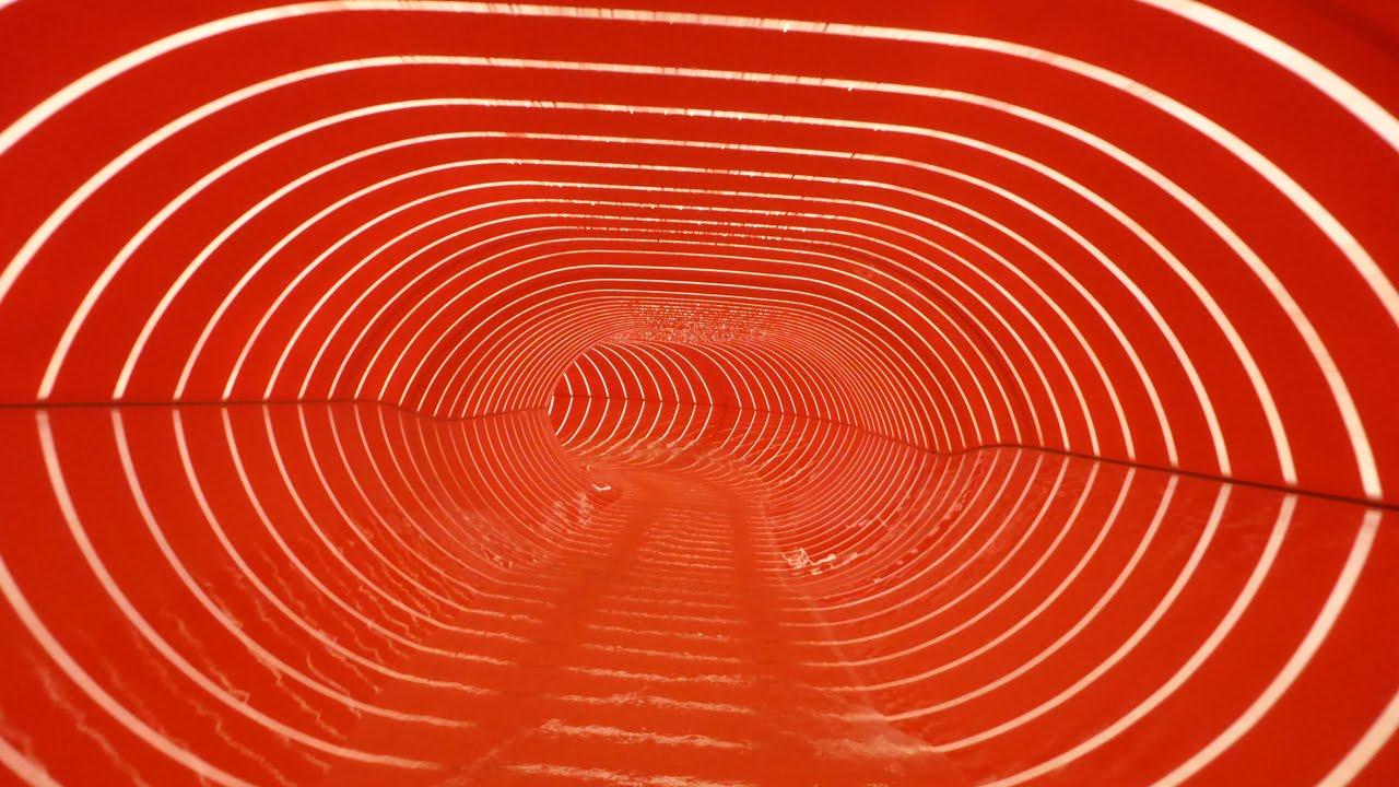 Aquapark Wrocław - Magic Eye || Longest Water Slide at Aquapark