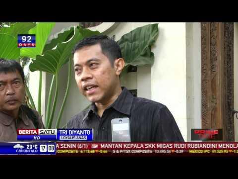 Loyalis Anas Berharap KPK Periksa Ibas