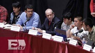 Detalles de la sexta mesa de diálogo del IPN / Nacional