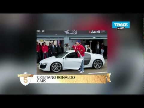 Les richesses de Cristiano Ronaldo