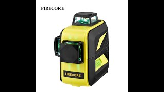 FIRECORE F93T-XG 12 ліній 3D зелений,Розпакування ,