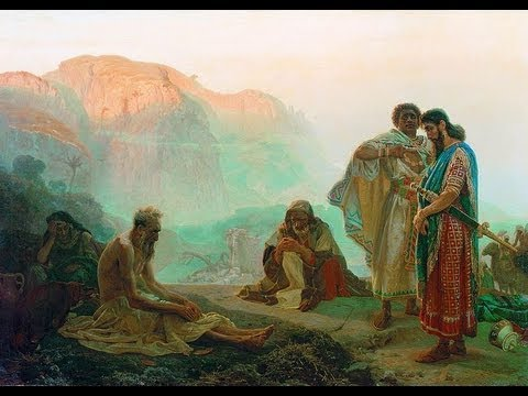 The Biblical Story of Job (Satire) - YouTube
