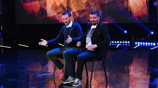 Trupa Comedy, primii cosmonauţi moldoveni în spaţiu