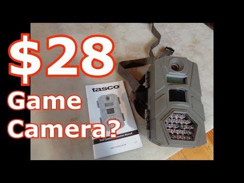 Cheap Tasco Game Camera: Bargain Or Garbage?