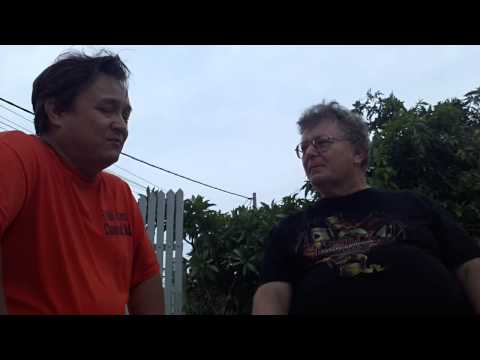 My Interview With Todd Michalek in Can Gio Vietnam