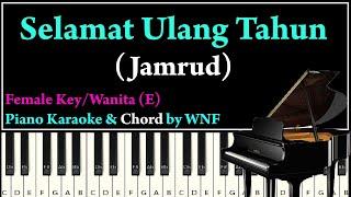 Download lagu Jamrud - Selamat Ulang Tahun Piano Karaoke Versi Wanita