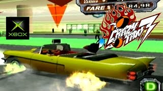 Crazy Taxi 3 playthrough (Xbox)