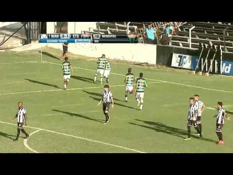 Apertura - Fecha 6 - Wanderers 1:2 El Tanque Sisley