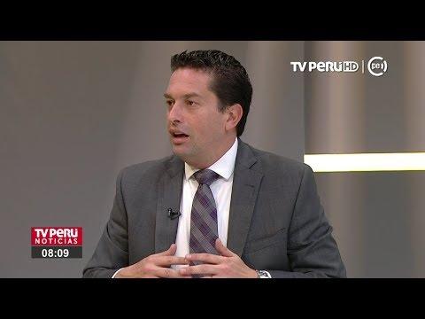 """Congresista Miguel Torres: """"Existen elementos suficientes para denuncia contra fiscal de la Nación"""""""