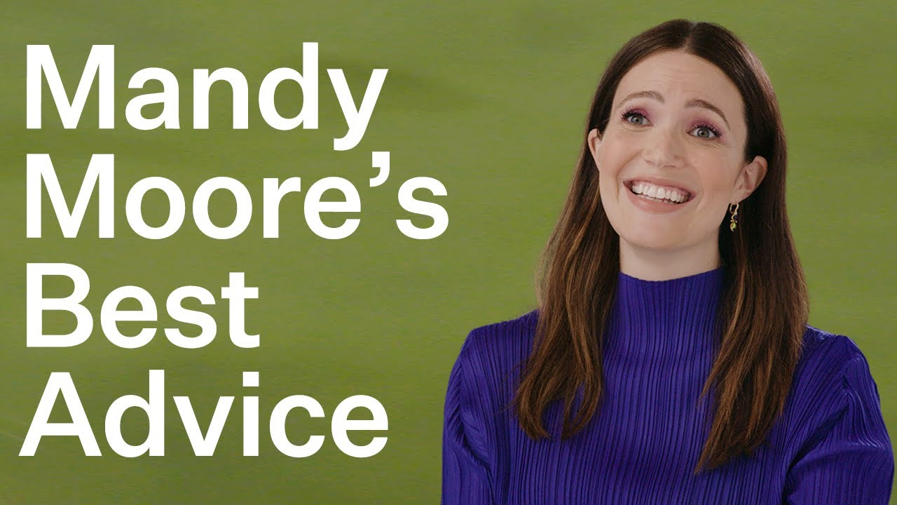 Mandy Moore's Top 7 First-Time Parenting Tips | Romper