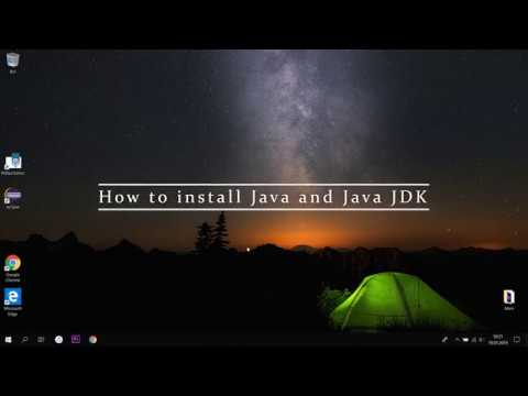 How To Download And Install Java + Java JDK And JRE! ( 2019 ) Windows 10,8,7
