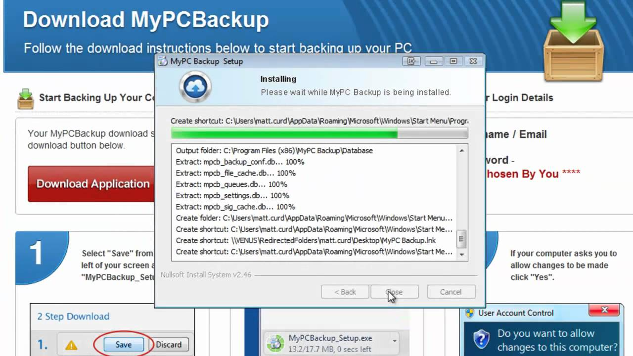 Mypc backup reviews - Mypc Backup Help Center How To Install Mypc Backup