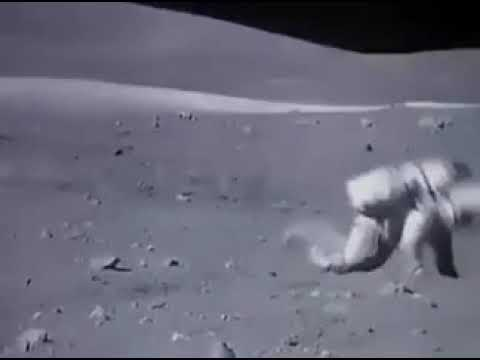 Steinmann - VIDEO: Moon Landing + Benny Hill Music