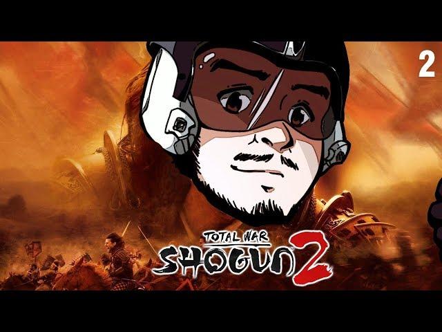 Black Autumn | Total War: Shogun 2 Part 2