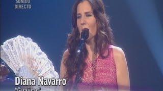 Diana Navarro canta guajiras | Flamenco en Canal Sur