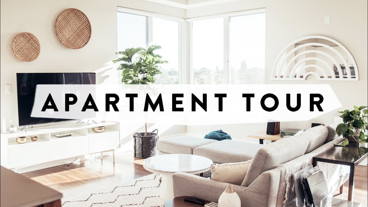 Apartment Tour 2018 Home Decoration Ideas Home Decor Tour Closet Tour Miss Louie Youtube