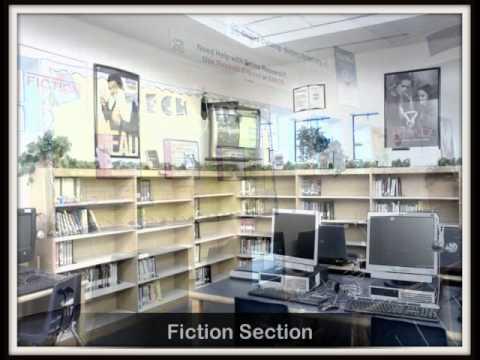 El Mirage School Library