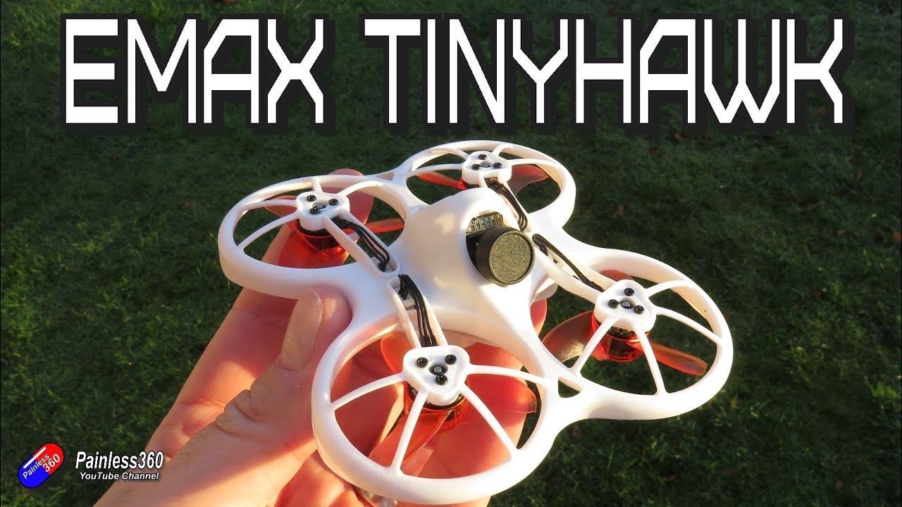 EMAX Tinyhawk - Production Unit Review | FpvRacer lt