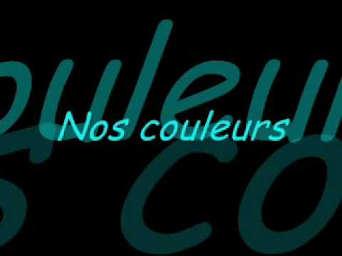 Cheb mami - Nos couleurs