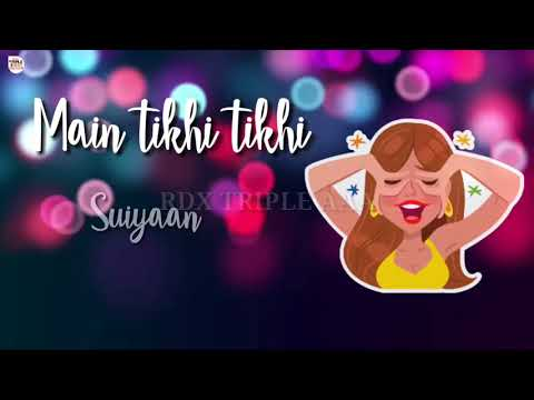 Tere Naam Ka Tattoo Bana Lungi | Teri Bhabhi Hai Pagle | New Song Whatsapp Status | Tattoo Song