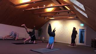 Ledd Klass - Nedvarvningen - Ashtanga Yoga