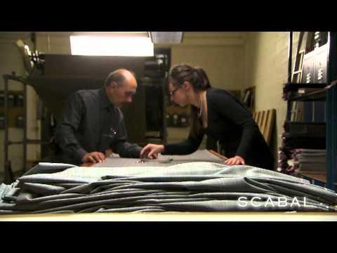 Как открыть магазин одежды класса люкс:SCABAL | Www.fortunelli.ru