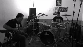 "NIHIL OBSTAT  ""A fleshmade clockwork"" (practiando / practicing) 2015"