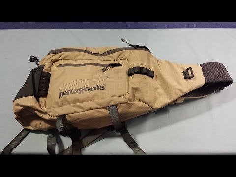 Patagonia Fly Fishing Vest Front Sling Review