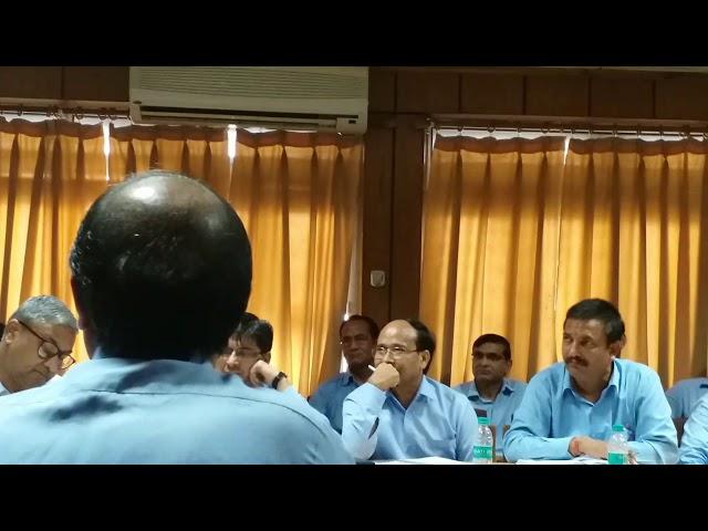 शिक्षा मंत्री अरविंद पांडे का रौद्र रूप देख अब  थर थर कांपे अफसर
