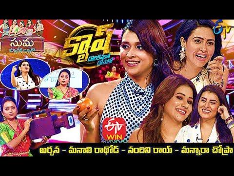 Cash  Archana,Nandini Rai,Mannara Chopra,Manali Rathod   30th January 2021  Full Episode  ETV Telugu