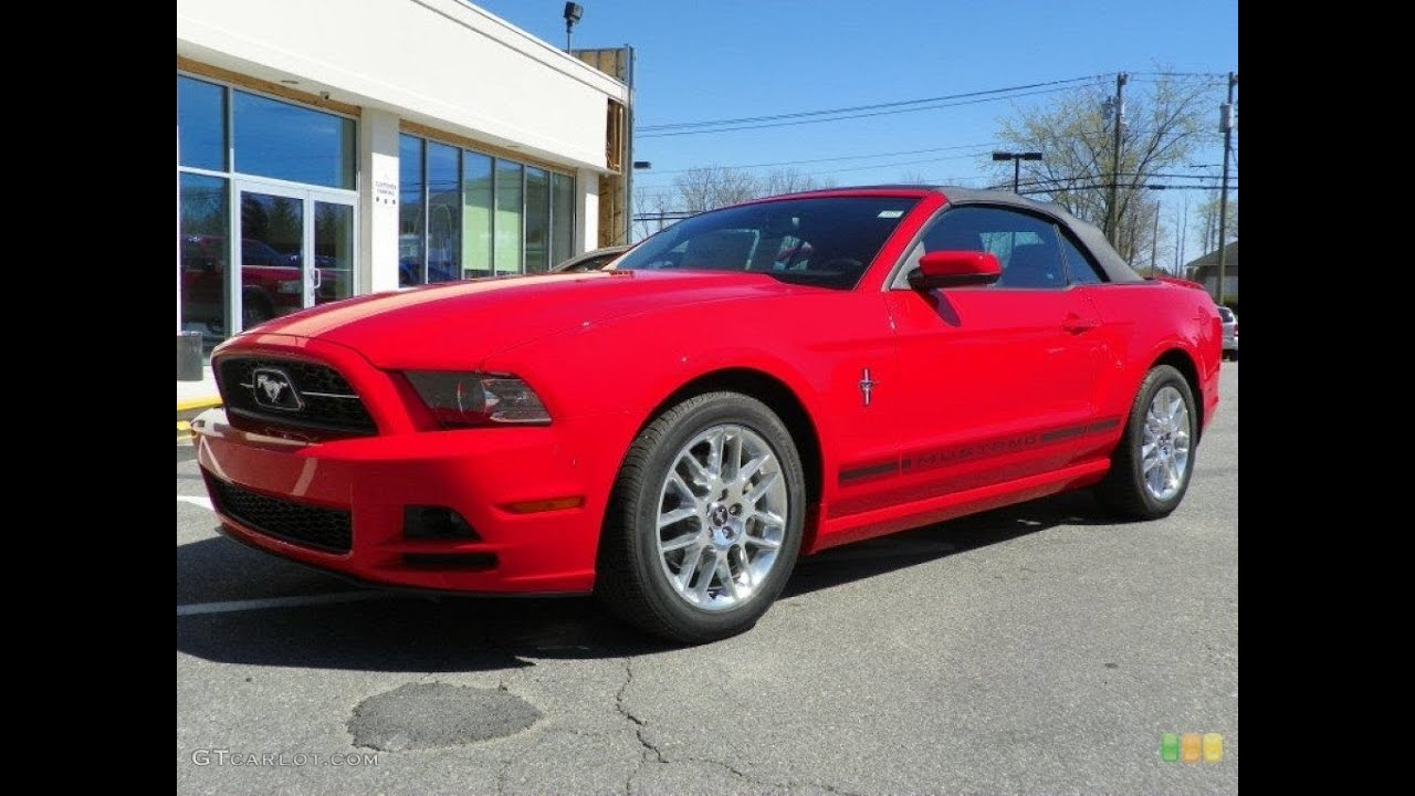 2013 ford mustang convertible v6 automatic review, walk around