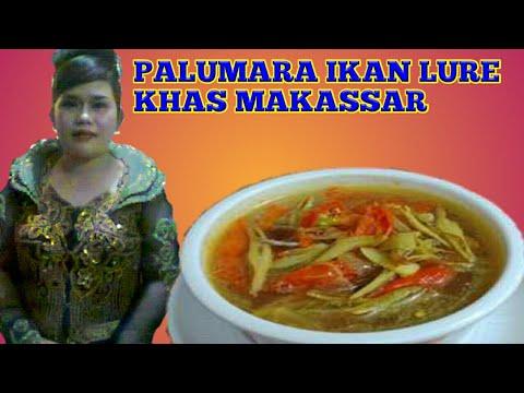 Palumara Ikan Lure atau Mairo Makanan Khas Makassar Sulawesi Selatan