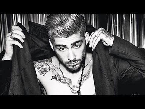 Zayn Malik Gets Shirtless For Luomo Vogue & Teases Solo Album Snippets