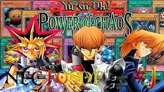 YuGiOh Power Of Chaos - (Yugi The Destiny) Gameplay 1