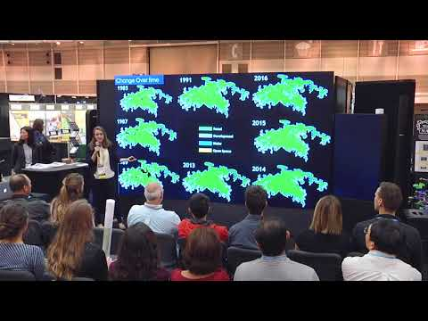 Bringing Big Data to Remote Places by Rebecca Lehman