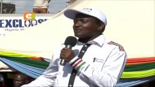 Mkutano wa NASA Wafanyika uwanjani Muliro, Mathare