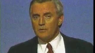 Mondale Promises to Raise Taxes [1984]
