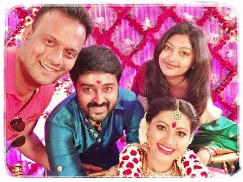 Prasanna sneha marriage announcement ideas