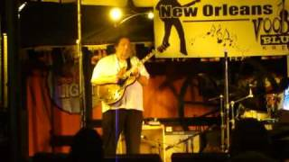 Jeff Ruello: Oscar and the Blues Cats September 2009