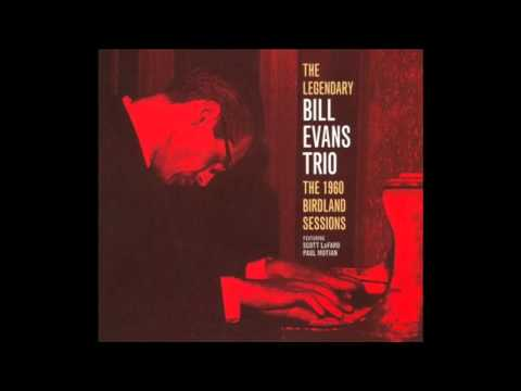 Bill Evans - The Birdland Sessions (1960 Album)